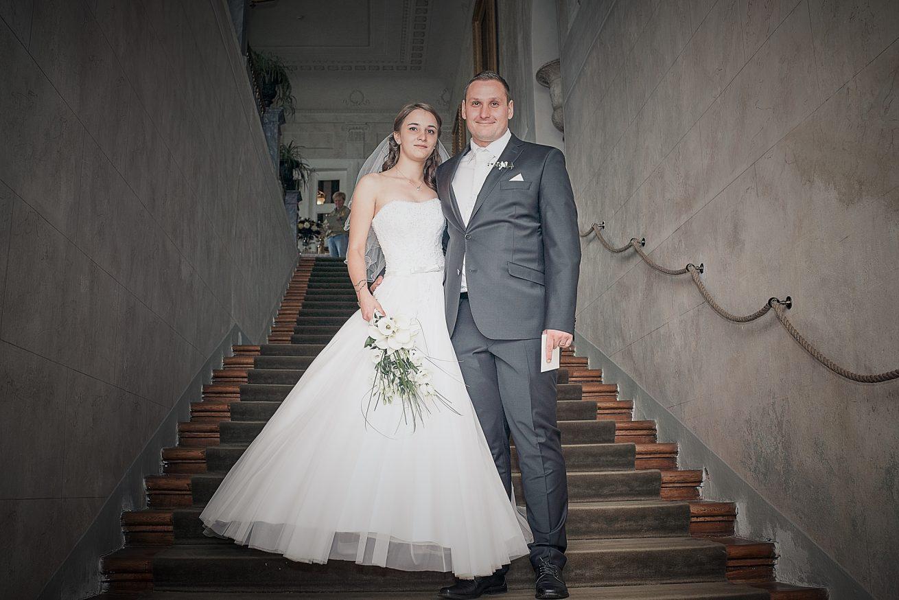 Lucie a Tomáš